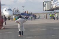 Из Санкт-Петербурга в Бишкек прилетели 173 кыргызстанца