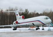 Найден второй черный ящик потерпевшего крушение российского Ту-154