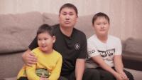 Внуки Атамбаева написали дедушке трогательное письмо в СИЗО ГКНБ (фото)