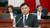 Дуйшенбек Зилалиев: Я не сообщал о заложенной бомбе