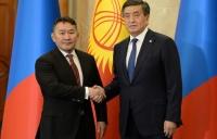 Халтмаагийн Баттулга пригласил Сооронбая Жээнбекова посетить Монголию