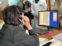Айжан Чыныбаева: колл-центр 118 работает круглосуточно