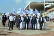 Кандидат в президенты Сооронбай Жээнбеков: Народу нужна власть с чистой совестью и открытым сердцем