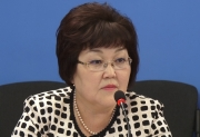 У кыргызстанцев европейский этикет