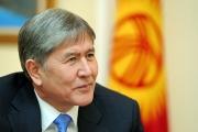 Алмазбек Атамбаев: Если бы я хотел сохранить власть, то сделал бы совсем другой референдум