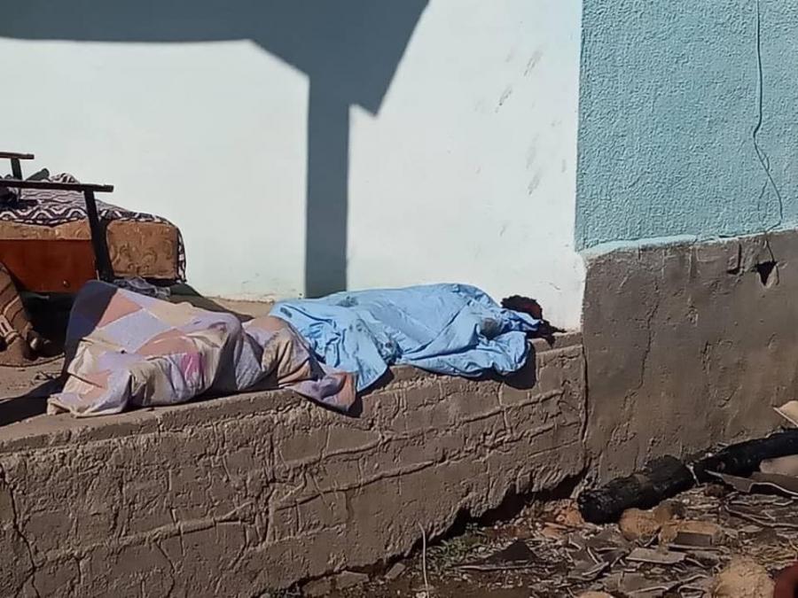 Четырехлетняя девочка и шестилетний мальчик погибли во время пожара в Тюпском районе