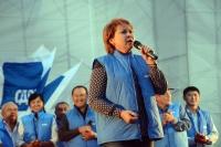 Карамушкина: Абдрахманов в своем колхозе решил нас исключить из партии