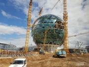 Строители ЭКСПО-2017 в Астане не получили зарплату