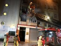 В Генконсульстве Кыргызстана в Стамбуле произошел пожар (фото)