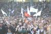 В городе Жалал-Абад Сооронбая Жээнбекова пришли поддержать более 50 тысяч избирателей