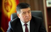 Сооронбай Жээнбеков собирается следовать курсу бывшего президента?