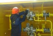 Жители «Салам Алик» получили доступ к «голубому топливу»