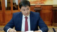 Улукбек Марипов: Средняя школа села Максат Баткенской области готова встретить учеников 1 сентября
