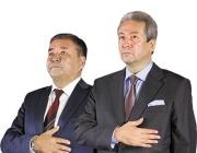 Политический брак Мадумарова и Салымбекова распался