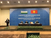 Взаимный товарооборот между Кыргызстаном и Узбекистаном составил 196,5 млн долл. США, что выше на 26,8% по сравнению с 2015 годом