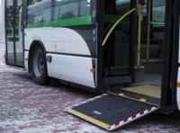 В Бишкеке водители общественного транспорта проходят инструктаж по работе с ЛОВЗ