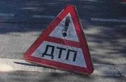 На трассе Бишкек-Ош машина упала с моста в реку