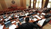 Текебаевский мандат вручат другому сегодня, если будет кворум