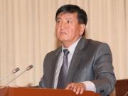 Жээнбеков представил на рассмотрение ЖК КР кандидатуры на некоторые должности