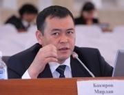 Мирлан Бакиров пообещал изучить угрозу экологической катастрофы в Балыкчы