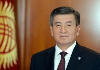 Сооронбай Жээнбеков поздравил участников II женского Форума стран ШОС