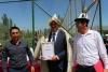 В Бакай-Атинском районе состоялось торжественное открытие футбольного поля