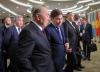 Сапар Исаков обсудил с Нурсултаном Назарбаевым ситуацию на кыргызско-казахской границе