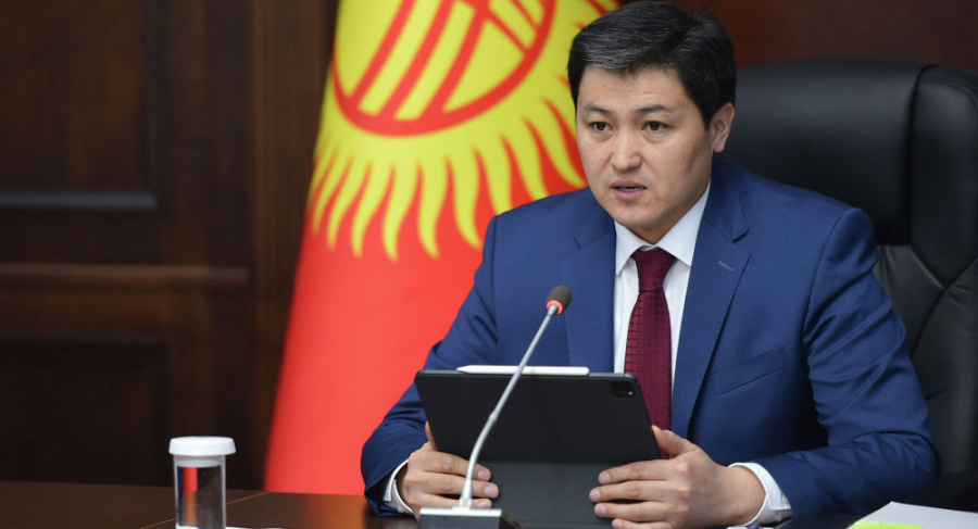 Улукбек Марипов: Система мобильной идентификации повысит доступ населения к госуслугам в онлайн-режиме