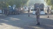 В Комитете нацбезопасности Казахстана объяснили причину появления военной техники на границе