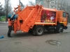 Нарядные мусоровозы подарят праздничное настроение бишкекчанам