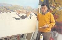 Гамал Боконбаев: Юристанбек Шыгаев продал турецкому миллионеру поддельные картины (фото)