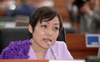 Вице-спикер ЖК заявила, что Атамбаев поделил Кыргызстан на север и юг