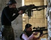 Умеренная сирийская оппозиция, поддерживаемая США,  не хочется бороться с ИГИЛ?