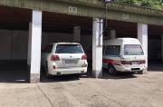 Люди говорят: Владелец джипа припарковал свое ТС на стоянке детской реанимационной бригады