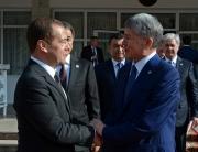 Алмазбек Атамбаев встретился с главами правительств государств-членов ШОС