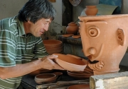 #глазамифедорова: Джумагул – керамист от бога