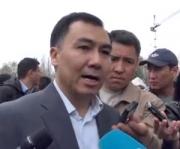Равшан Жээнбеков: Посыл сегодняшнего митинга – Атамбаев руки прочь от «Манаса»
