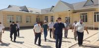 Торобай Зулпукаров призвал ускорить строительство больниц в Кызыл-Кие и Ноокате