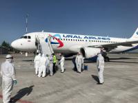 Еще 232 кыргызстанца вернулись на родину из Москвы