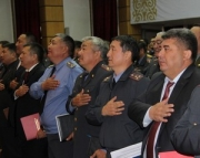 В МВД прошли мероприятия, посвященные 97-й годовщине образования Уголовного розыска