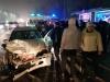 Виновником лобового столкновения в Бишкеке стал 19-летний парень