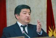 Акылбек Жапаров хочет, чтобы журналисты отчитывались о своих доходах