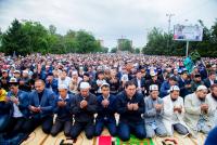 Айт-намаз на площадях и в мечетях проводить не будут