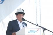 Сооронбай Жээнбеков: Возродим промышленность, создадим новые перерабатывающие предприятия