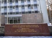 Этнических кыргызов освободят от уплаты консульских сборов