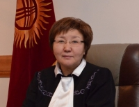 Новым председателем Верховного суда Кыргызстана избрана Гульбара Калиева