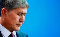 Суд оставил под стражей Алмазбека Атамбаева