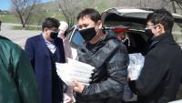 ГУВД Чуйской области: Дети Атамбаева не обеспечивали милиционеров питанием и напитками