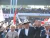 Город Ош поддерживает Сооронбая Жээнбекова!