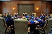 Завершилось заседание совета глав Правительств стран СНГ